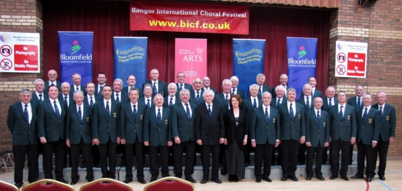 Wicklow Male Voice Choir